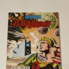 Tebeos: COMIC FLASH GORDON. 4 AVENTURAS. A TODO COLOR. Lote 184314346