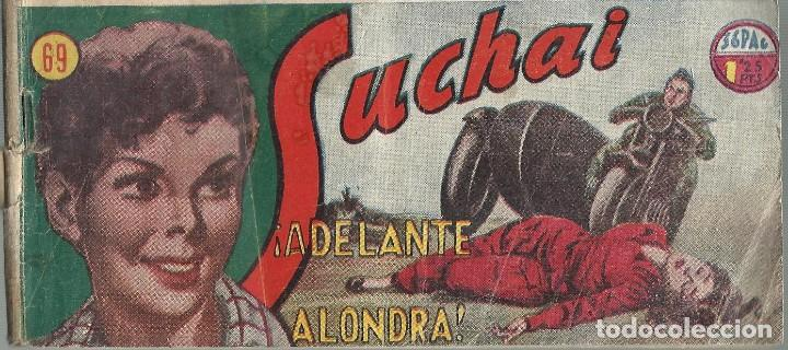 SUCHAI Nº 69 ORIGINAL H. AMERICANA (Tebeos y Comics - Hispano Americana - Suchai)