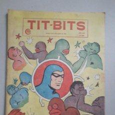 Tebeos: TIT BITS N° 2349 - LA SOMBRA - HISTORIETA ARGENTINA ORIGINAL AÑO 1954. Lote 184429193