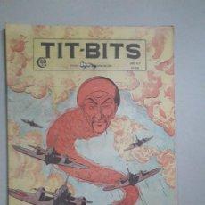 Tebeos: TIT BITS N° 2321 - LUTERME (ESCALOFRIANTE) - HISTORIETA ORIGINAL ARGENTINA AÑO 1953. Lote 184430242