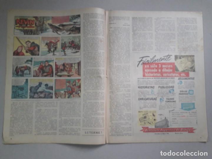 Tebeos: Tit Bits n° 2298 - El gran jefe inca - historieta original argentina año 1953 - Foto 3 - 184430451