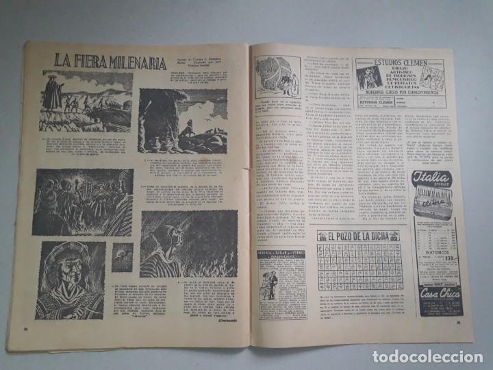 Tebeos: Tit Bits n° 2047 - La Sombra - historieta original argentina año 1948 - Foto 3 - 184431801