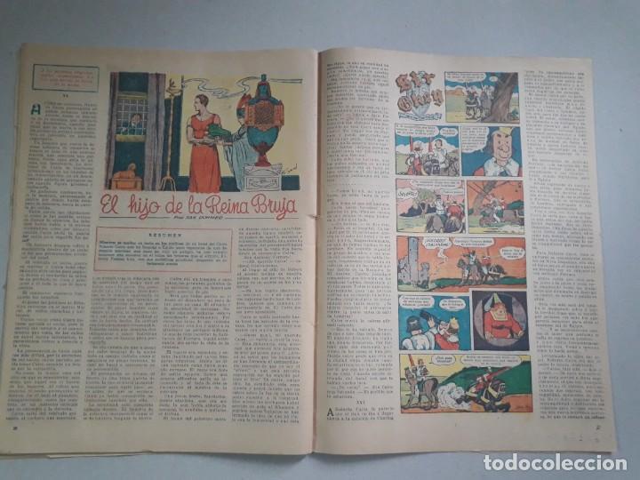 Tebeos: Tit Bits n° 2047 - La Sombra - historieta original argentina año 1948 - Foto 4 - 184431801