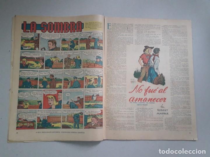 Tebeos: Tit Bits n° 2047 - La Sombra - historieta original argentina año 1948 - Foto 5 - 184431801