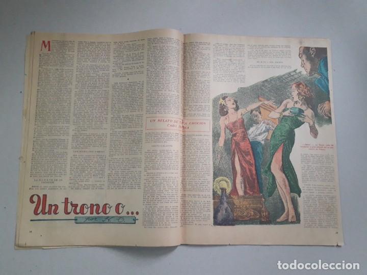 Tebeos: Tit Bits n° 2047 - La Sombra - historieta original argentina año 1948 - Foto 6 - 184431801