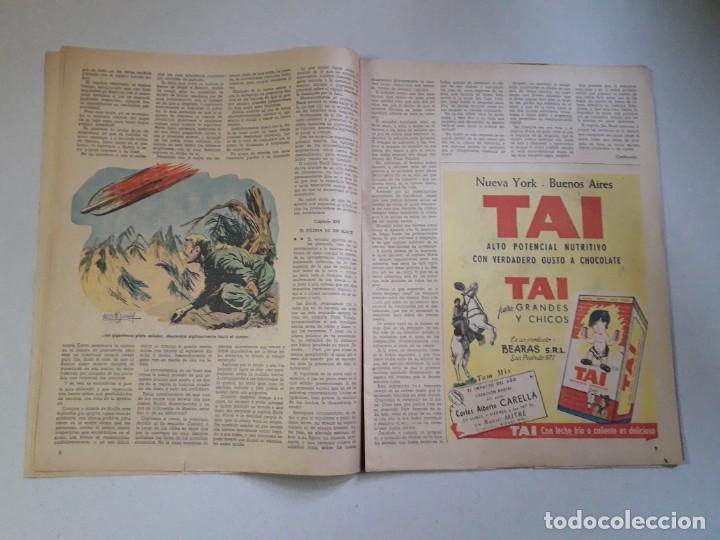 Tebeos: Tit Bits n° 2405 - La Sombra - Historieta original argentina año 1955 - Foto 3 - 184521586