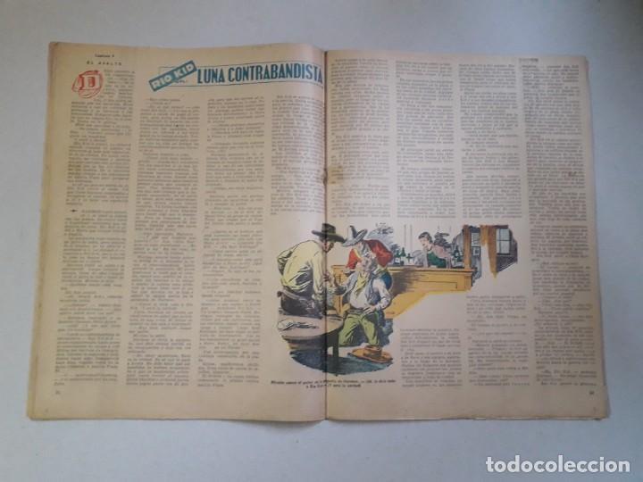 Tebeos: Tit Bits n° 2405 - La Sombra - Historieta original argentina año 1955 - Foto 4 - 184521586