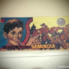 Tebeos: SUCHAI -NO 154 -EL SEMINOLA - HISPANO AMERICANA -BCN . Lote 184781456