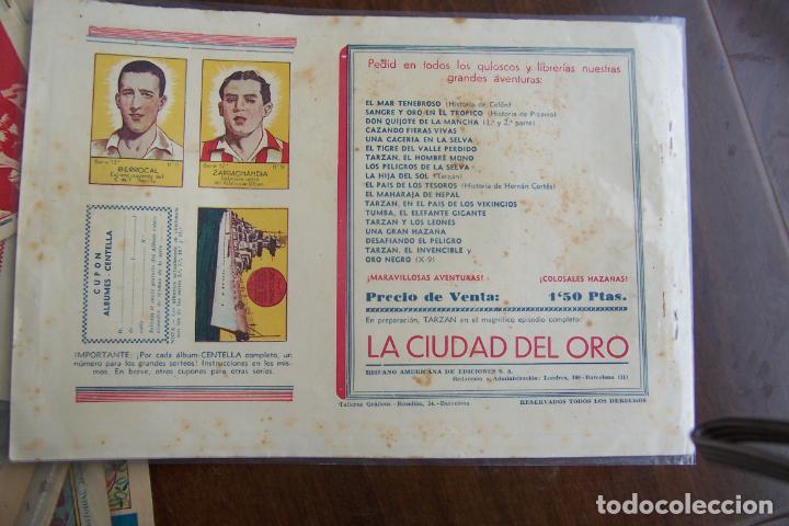 Tebeos: hispano americana, lote de merlín el mago, ver - Foto 88 - 81703172