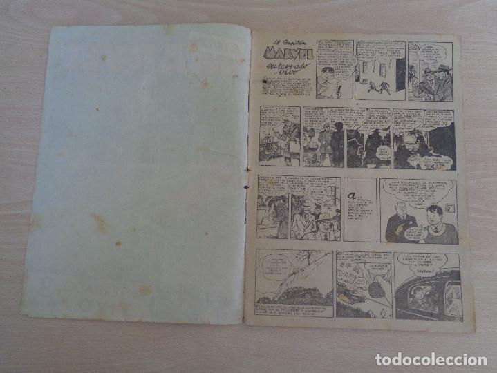 Tebeos: El Capitán Marvel núm. 27. Original. Edita Hispano America - Foto 4 - 186170766