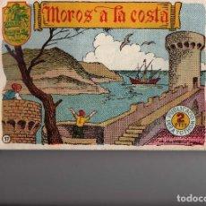 Tebeos: HISTORIA I LLEGENDA Nº 17 PORTADA DE TOSSA DE MAR. Lote 186450440