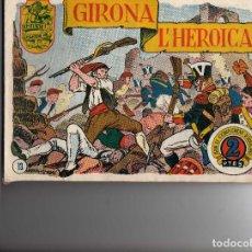 Tebeos: GIRONA HEROICA HISTORIA I LLEGENDA Nº 13. Lote 186451051