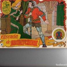Tebeos: ELISENDA DE MONTCADA Nº 14 DE HISTORIA I LLEGENDA . Lote 186451555