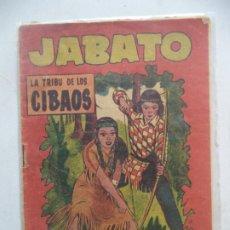 Tebeos: JABATO Nº 12 Y ULTIMO DEL FORMATO ORIGINAL. Lote 186966627