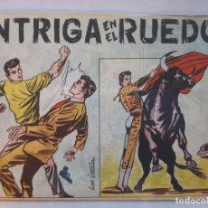 Tebeos: INTRIGA EN EL RUEDO. 1964. PUBLICIDAD DE CHOCOLATES H. GRANELL. Lote 187085638