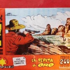 Tebeos: TIM 7 TIROS LA PEPITA DE ORO (COLECCIÓN BUFFALO BILL) 1964. Lote 188326526