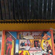 BDs: EL HOMBRE ENMASCARADO. ALBUM ROJO Nº 3. HISPANO AMERICANA. Lote 188728460
