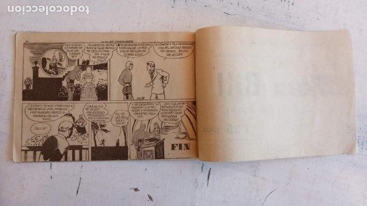 Tebeos: EL HOMBRE ENMASCARADO ORIGINAL AÑO 1952 - COMPLETA 1 AL 38 - VER NUMEROSAS IMÁGENES - Foto 11 - 190479470