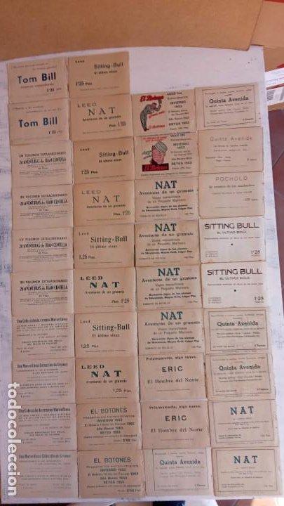 Tebeos: EL HOMBRE ENMASCARADO ORIGINAL AÑO 1952 - COMPLETA 1 AL 38 - VER NUMEROSAS IMÁGENES - Foto 15 - 190479470