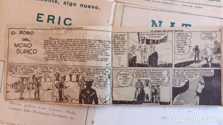 Tebeos: EL HOMBRE ENMASCARADO ORIGINAL AÑO 1952 - COMPLETA 1 AL 38 - VER NUMEROSAS IMÁGENES - Foto 22 - 190479470