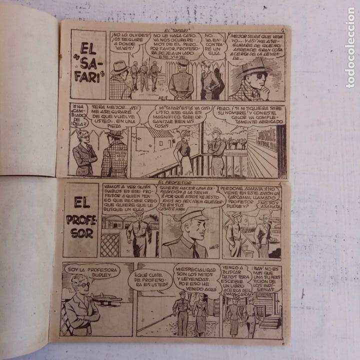 Tebeos: EL HOMBRE ENMASCARADO ORIGINAL AÑO 1952 - COMPLETA 1 AL 38 - VER NUMEROSAS IMÁGENES - Foto 26 - 190479470