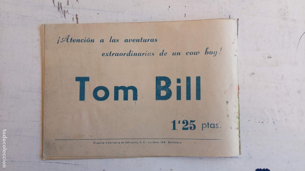 Tebeos: EL HOMBRE ENMASCARADO ORIGINAL AÑO 1952 - COMPLETA 1 AL 38 - VER NUMEROSAS IMÁGENES - Foto 38 - 190479470