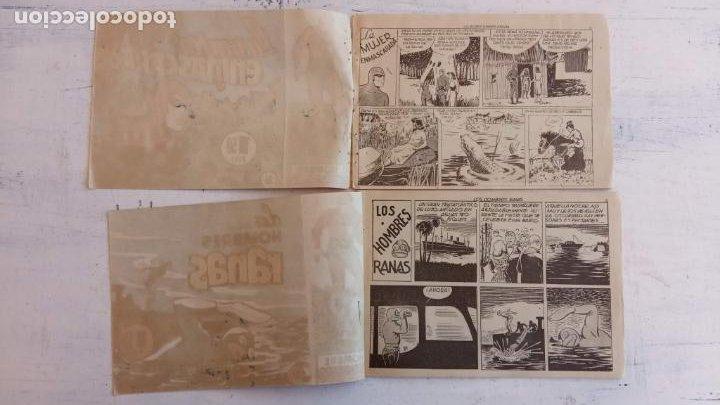 Tebeos: EL HOMBRE ENMASCARADO ORIGINAL AÑO 1952 - COMPLETA 1 AL 38 - VER NUMEROSAS IMÁGENES - Foto 41 - 190479470