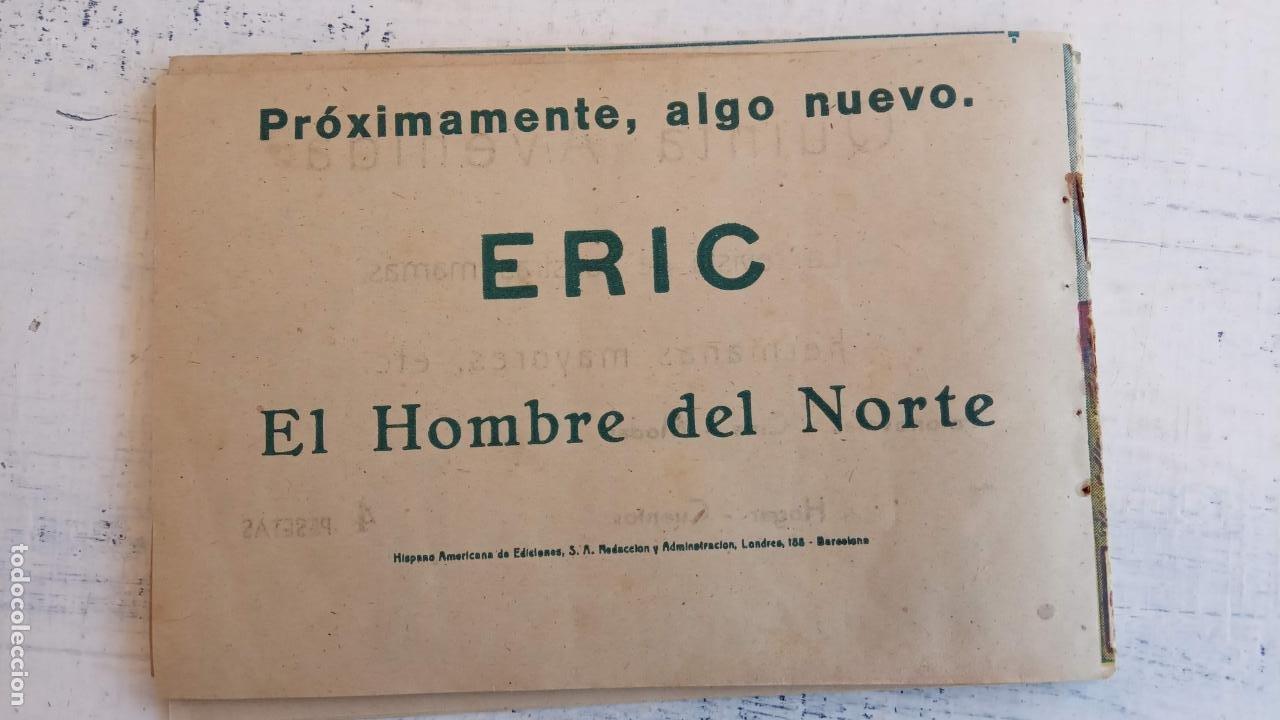 Tebeos: EL HOMBRE ENMASCARADO ORIGINAL AÑO 1952 - COMPLETA 1 AL 38 - VER NUMEROSAS IMÁGENES - Foto 51 - 190479470