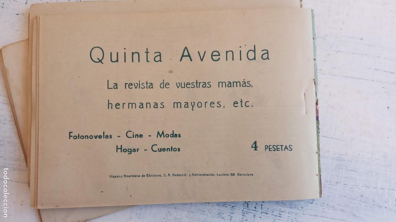 Tebeos: EL HOMBRE ENMASCARADO ORIGINAL AÑO 1952 - COMPLETA 1 AL 38 - VER NUMEROSAS IMÁGENES - Foto 52 - 190479470