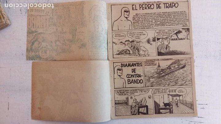 Tebeos: EL HOMBRE ENMASCARADO ORIGINAL AÑO 1952 - COMPLETA 1 AL 38 - VER NUMEROSAS IMÁGENES - Foto 78 - 190479470