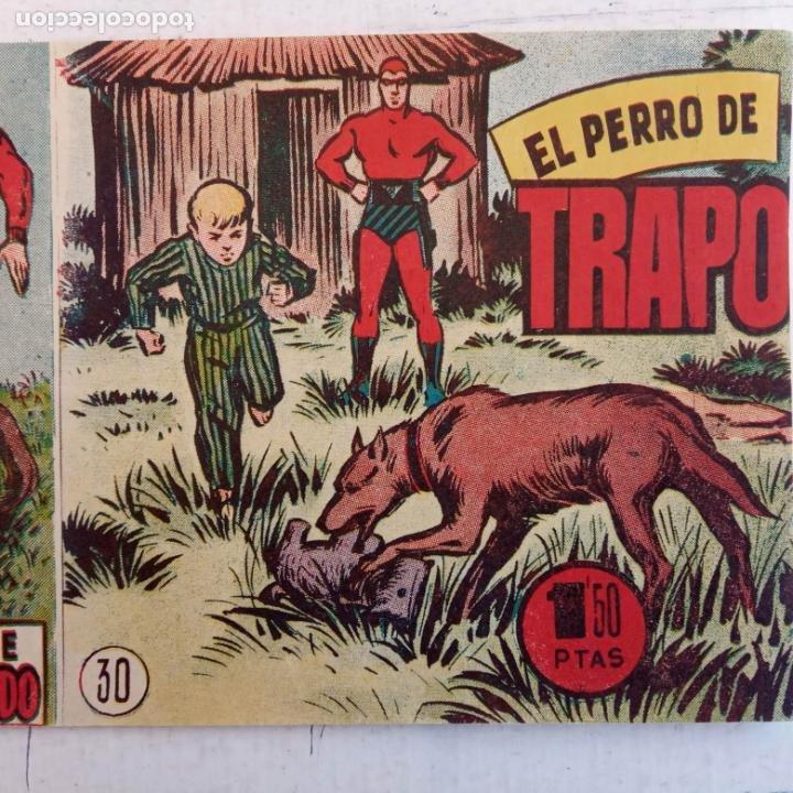 Tebeos: EL HOMBRE ENMASCARADO ORIGINAL AÑO 1952 - COMPLETA 1 AL 38 - VER NUMEROSAS IMÁGENES - Foto 80 - 190479470