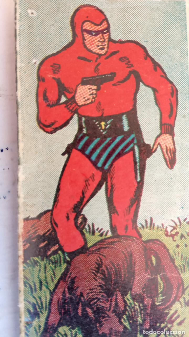 Tebeos: EL HOMBRE ENMASCARADO ORIGINAL AÑO 1952 - COMPLETA 1 AL 38 - VER NUMEROSAS IMÁGENES - Foto 85 - 190479470