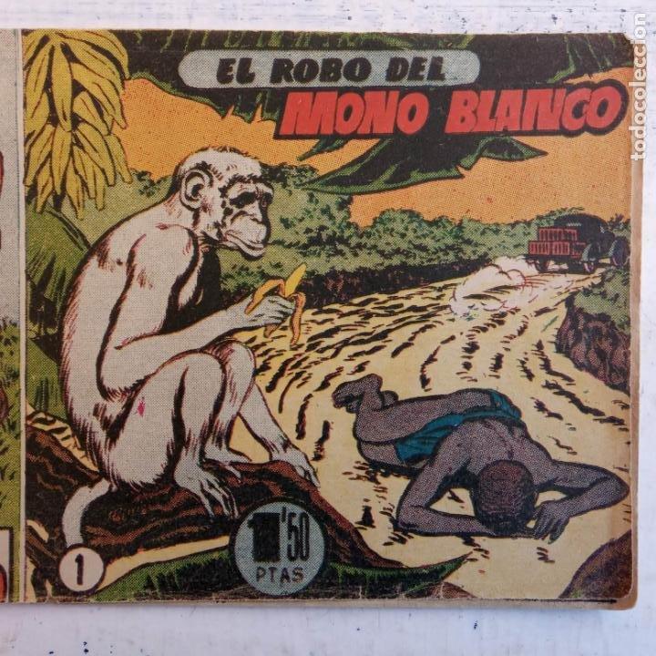 Tebeos: EL HOMBRE ENMASCARADO ORIGINAL AÑO 1952 - COMPLETA 1 AL 38 - VER NUMEROSAS IMÁGENES - Foto 93 - 190479470