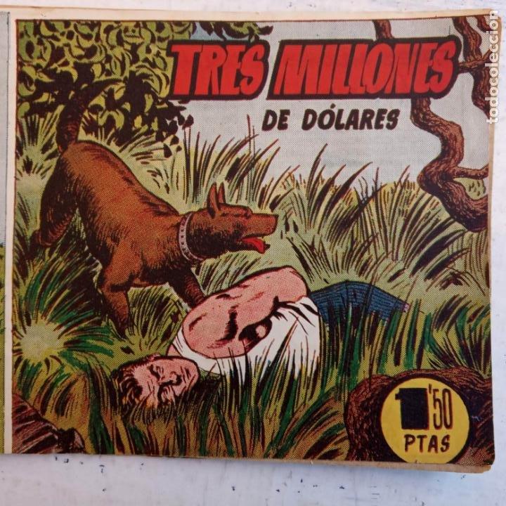 Tebeos: EL HOMBRE ENMASCARADO ORIGINAL AÑO 1952 - COMPLETA 1 AL 38 - VER NUMEROSAS IMÁGENES - Foto 101 - 190479470