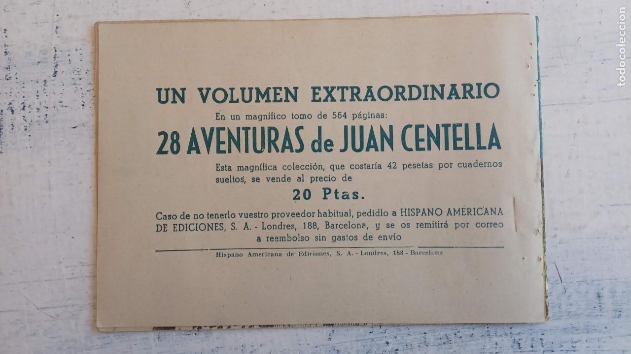 Tebeos: EL HOMBRE ENMASCARADO ORIGINAL AÑO 1952 - COMPLETA 1 AL 38 - VER NUMEROSAS IMÁGENES - Foto 104 - 190479470