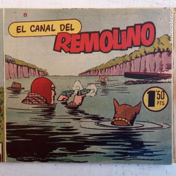 Tebeos: EL HOMBRE ENMASCARADO ORIGINAL AÑO 1952 - COMPLETA 1 AL 38 - VER NUMEROSAS IMÁGENES - Foto 107 - 190479470