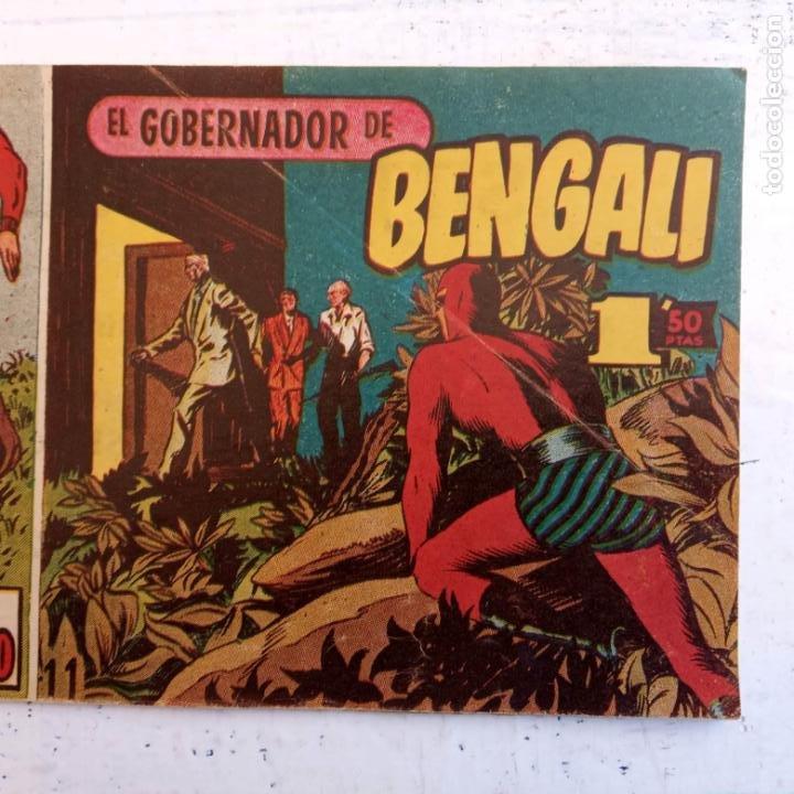 Tebeos: EL HOMBRE ENMASCARADO ORIGINAL AÑO 1952 - COMPLETA 1 AL 38 - VER NUMEROSAS IMÁGENES - Foto 111 - 190479470