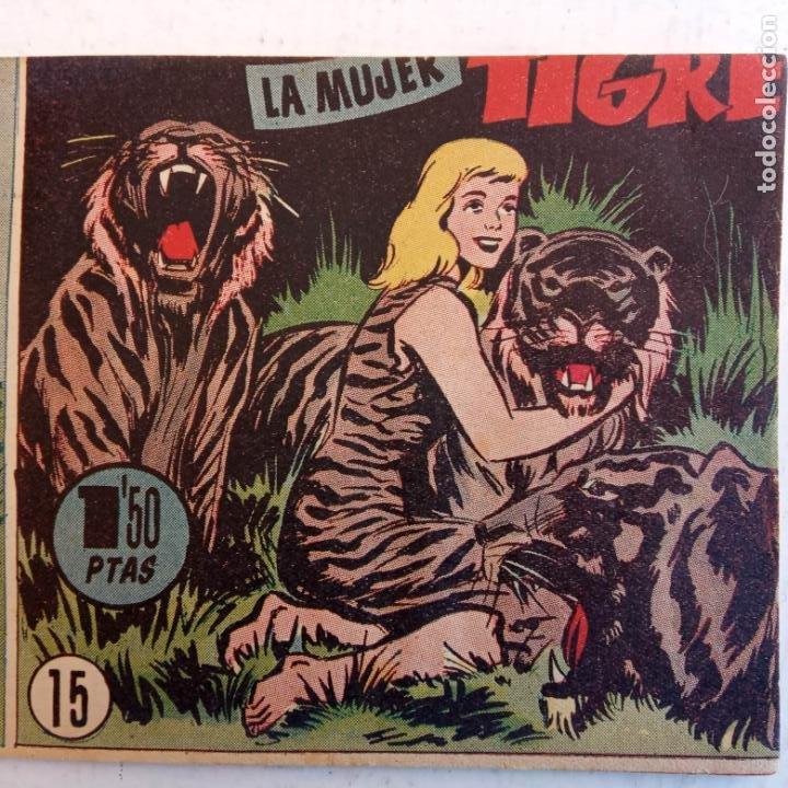 Tebeos: EL HOMBRE ENMASCARADO ORIGINAL AÑO 1952 - COMPLETA 1 AL 38 - VER NUMEROSAS IMÁGENES - Foto 119 - 190479470