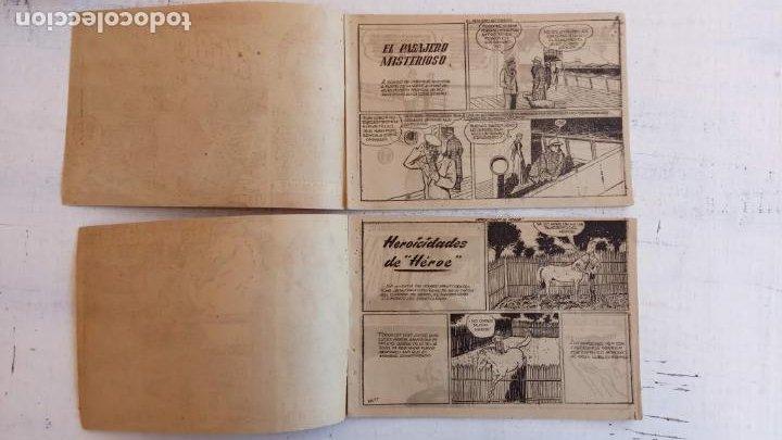 Tebeos: EL HOMBRE ENMASCARADO ORIGINAL AÑO 1952 - COMPLETA 1 AL 38 - VER NUMEROSAS IMÁGENES - Foto 135 - 190479470