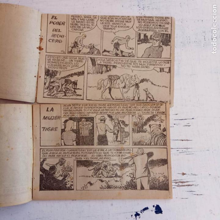 Tebeos: EL HOMBRE ENMASCARADO ORIGINAL AÑO 1952 - COMPLETA 1 AL 38 - VER NUMEROSAS IMÁGENES - Foto 144 - 190479470