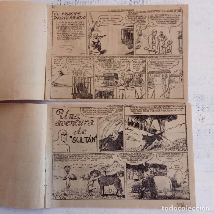 Tebeos: EL HOMBRE ENMASCARADO ORIGINAL AÑO 1952 - COMPLETA 1 AL 38 - VER NUMEROSAS IMÁGENES - Foto 146 - 190479470