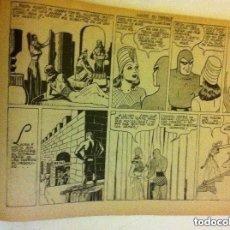 Tebeos: HOMBRE ENMASCARADO - ALBUM ROJO Nº. 7. Lote 190935368