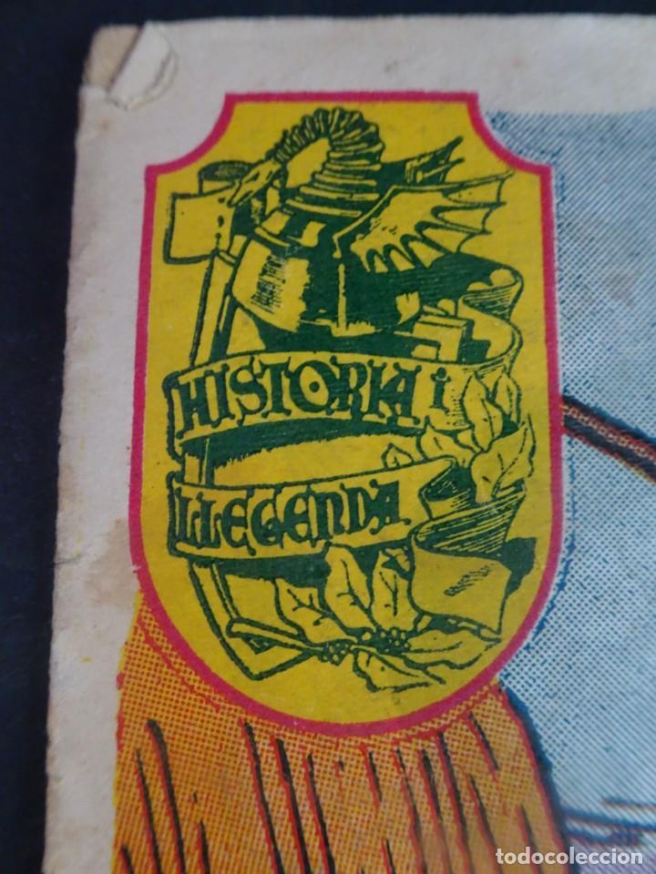 Tebeos: Historia i Llegenda Nº 24 Expedició a Sicilia , Hispano Americana - Foto 3 - 191437342