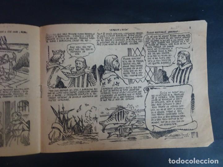 Tebeos: Historia i Llegenda Nº 24 Expedició a Sicilia , Hispano Americana - Foto 6 - 191437342