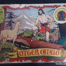 Tebeos: HISTORIA I LLEGENDA - Nº 12 OTGER CATALÓ - HISPANO AMERICANA . Lote 191437750
