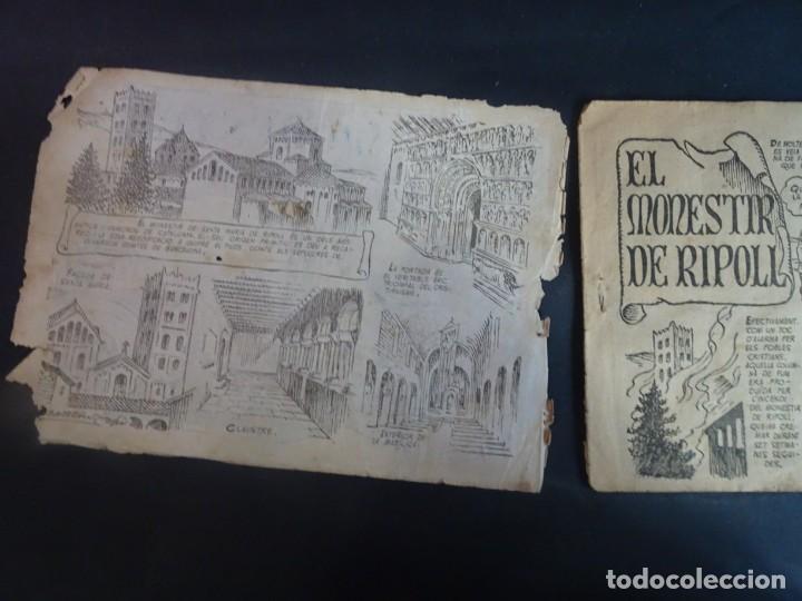 Tebeos: Historia i Llegenda - Nº 10 El monestir de Ripoll - Hispano Americana - Foto 5 - 191437978