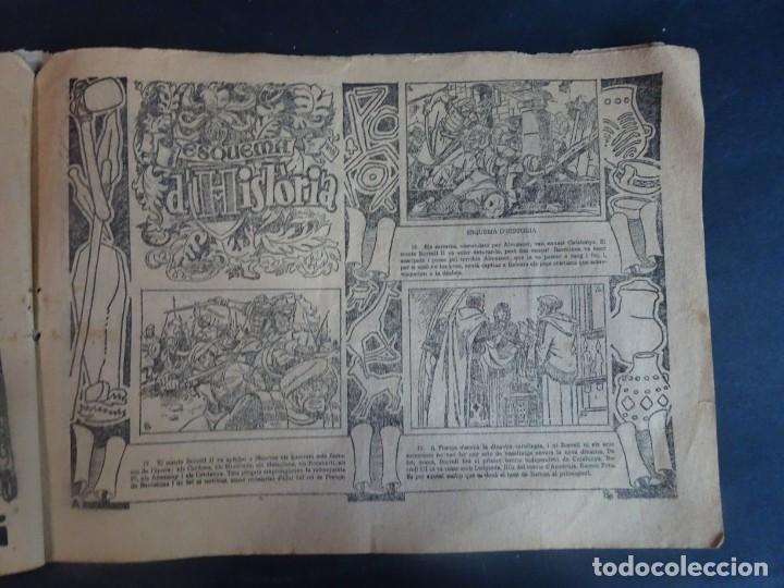 Tebeos: Historia i Llegenda - Nº 10 El monestir de Ripoll - Hispano Americana - Foto 8 - 191437978