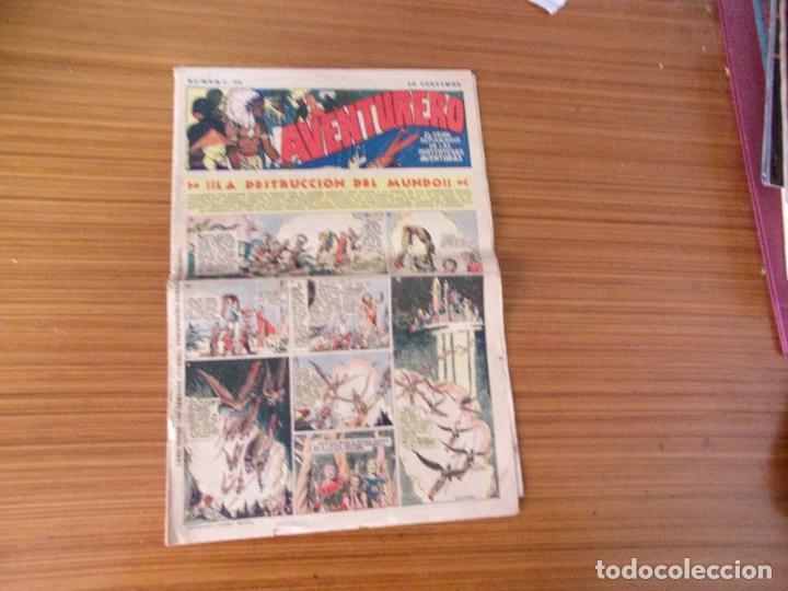 AVENTURERO Nº 22 EDITA HISPANO AMERICANA (Tebeos y Comics - Hispano Americana - Aventurero)