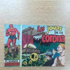Tebeos: EL HOMBRE ENMASCARADO (1952) #35. Lote 191734997