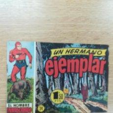 Tebeos: EL HOMBRE ENMASCARADO (1952) #34. Lote 191735001